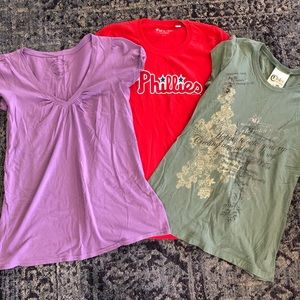 Maternity Tees Size Small